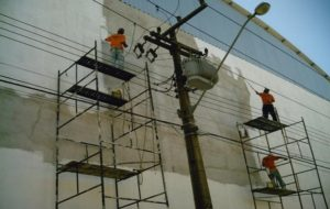 Reforma de Fachada Predial Porto Alegre