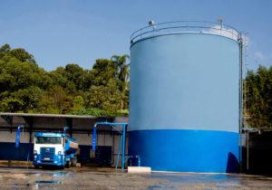 Transporte de Água Potável Porto Alegre